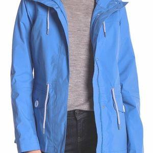NWT! Helly Hansen Nylon Waterproof Hooded Raincoat